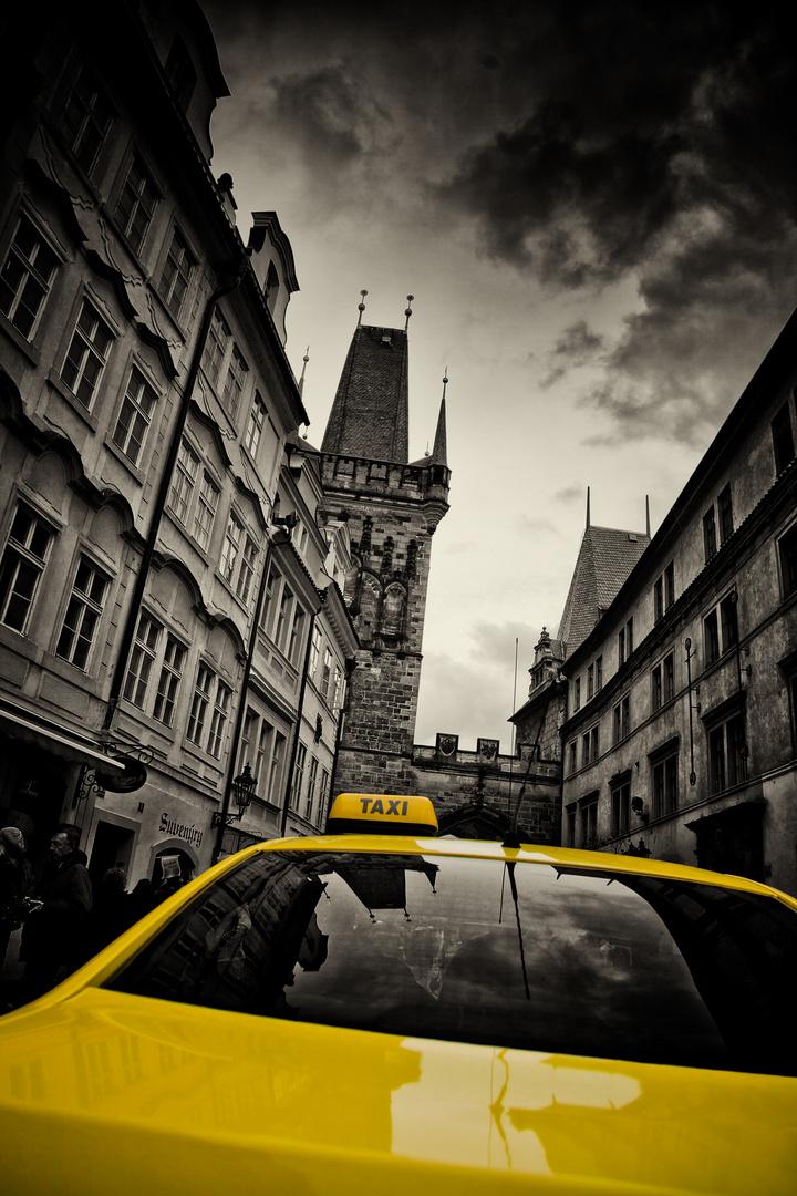 Prager Taxi