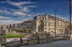 Prager Wenzelplatz