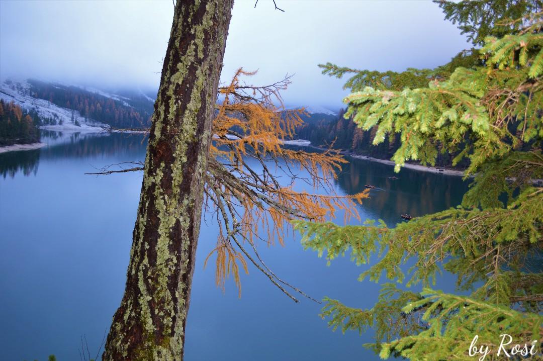 Pragser Wildsee im November