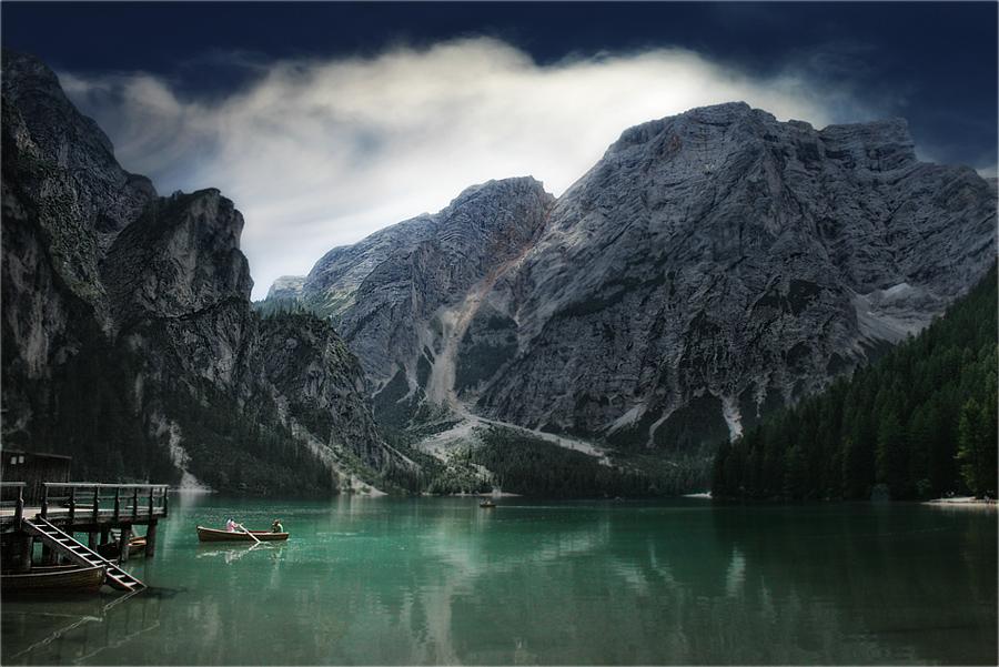 Pragser Wildsee / Südtirol