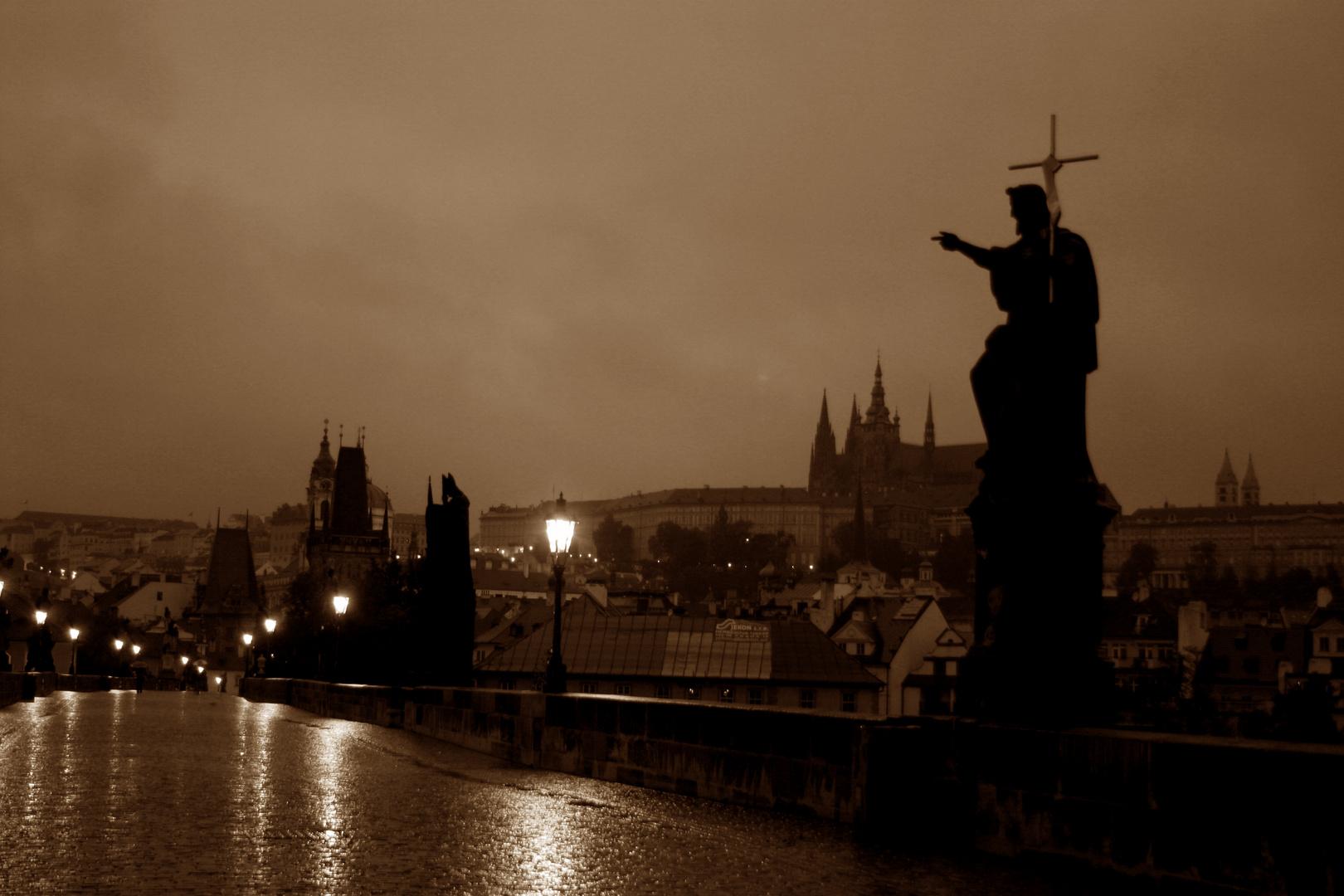 Prague at Dawn #2