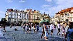 Prague au coeur