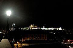 Prague, by night