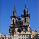Prague-Church of Our Lady of Tyn