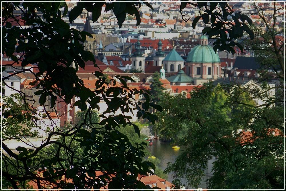 Prague encore une fois ...