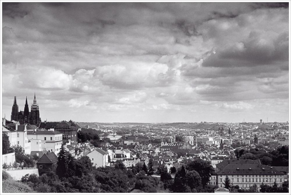 Prague in the Summertime