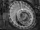 Prague - L'horloge astronomique - Place de la Vieille Ville