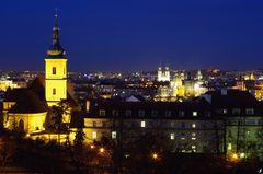 Prague - night vision