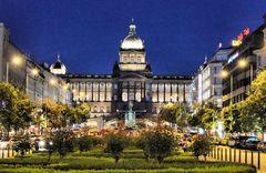 Prague nocturne. 1.