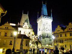 Prague nocturne. 2.