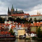 Prague. The Castle.