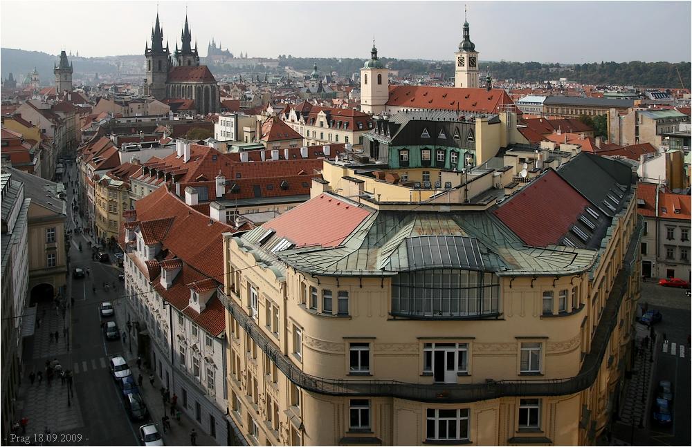 Prag,wie es ist