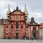 Praha   Bazilika svatého Jirí II