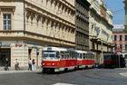 Praha - Tw 6892 wieder unterwegs