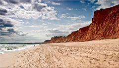 Praia de Falesia, Portugal