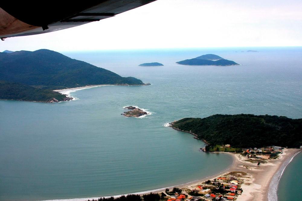 Praia de Naufragados - Florianópolis - Brasil