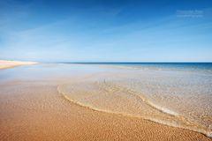 Praia do Barril (Algarve, Portugal)