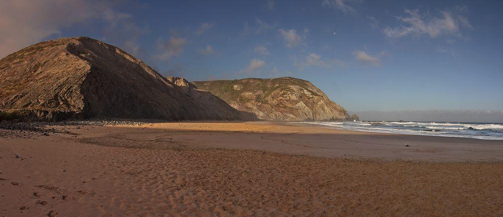 * Praia do Castelejo *