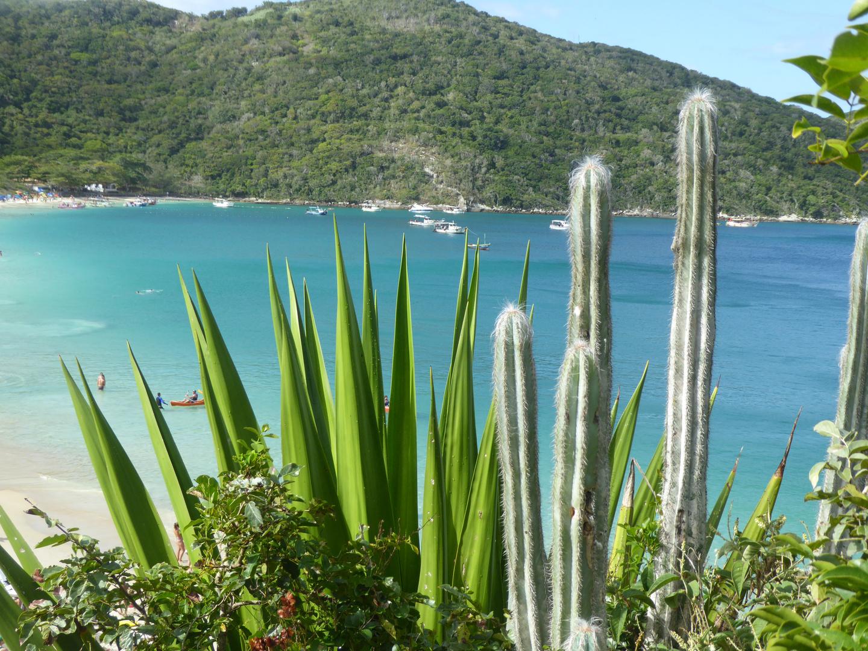 Praia do Forno - Arraial do Cabo, Brasilien