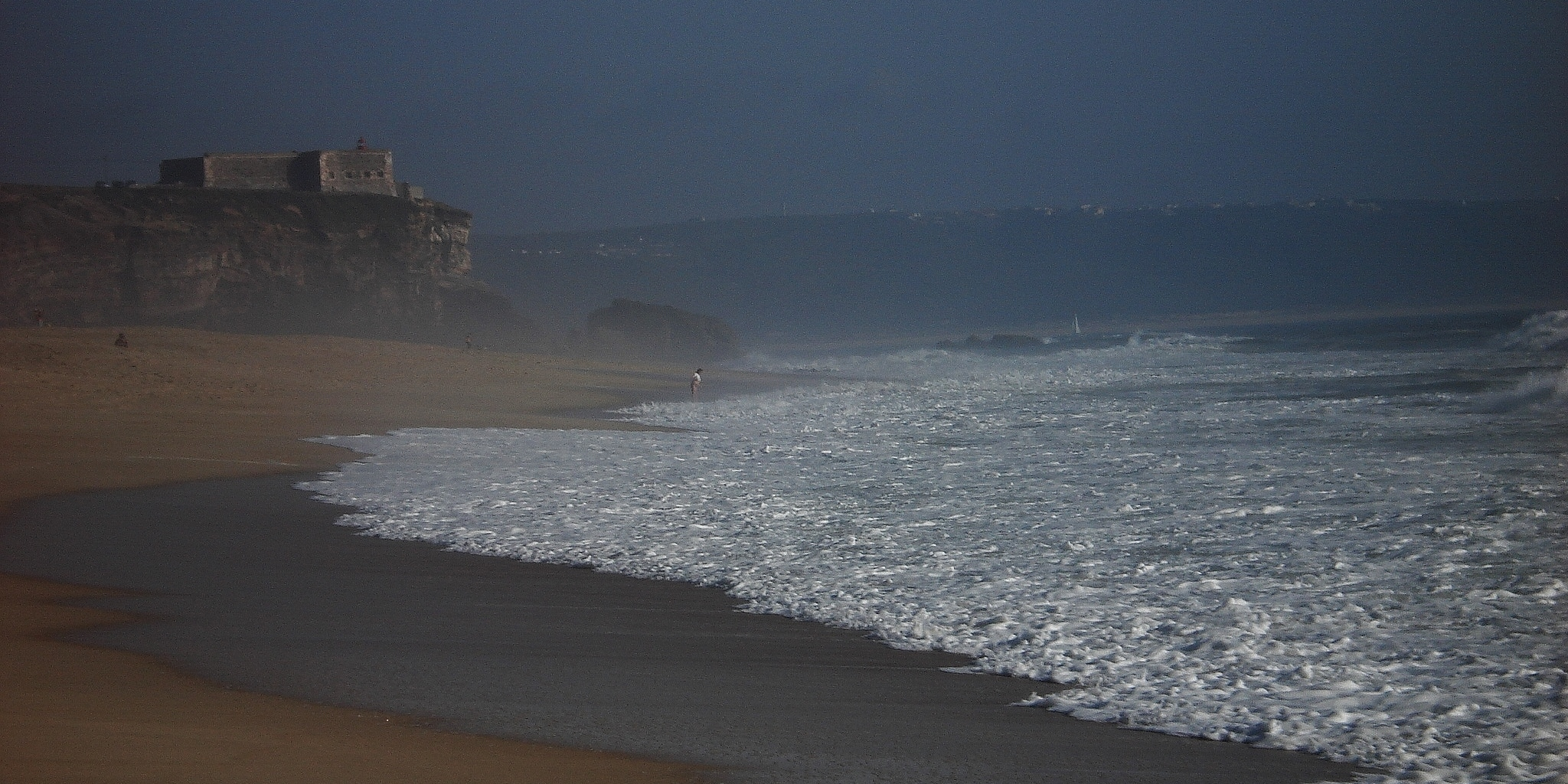 Praia do Norte - Nazaré - Portugal