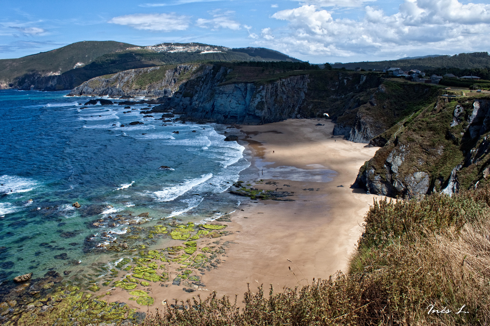 Praia do Picón.