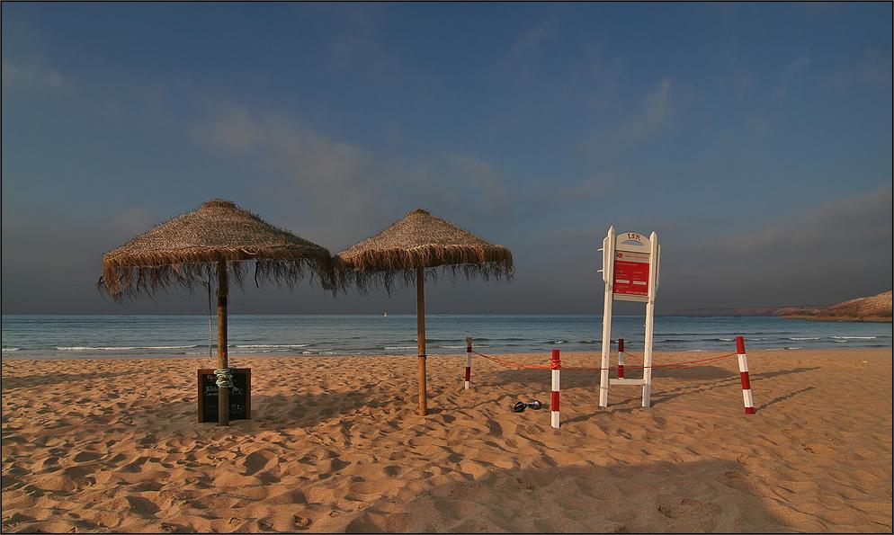* Praia do Zavial *