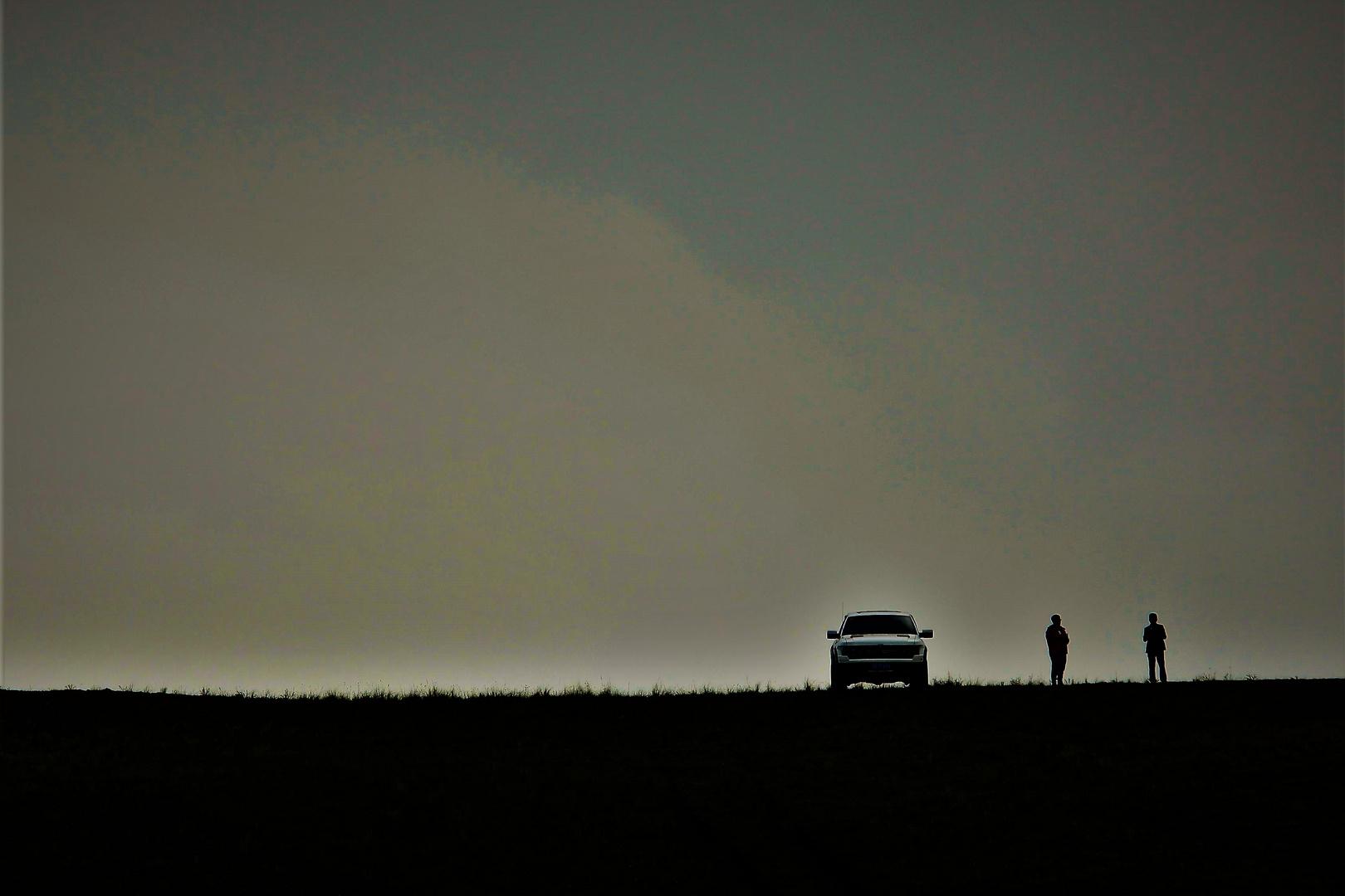 Prairie Silhouettes