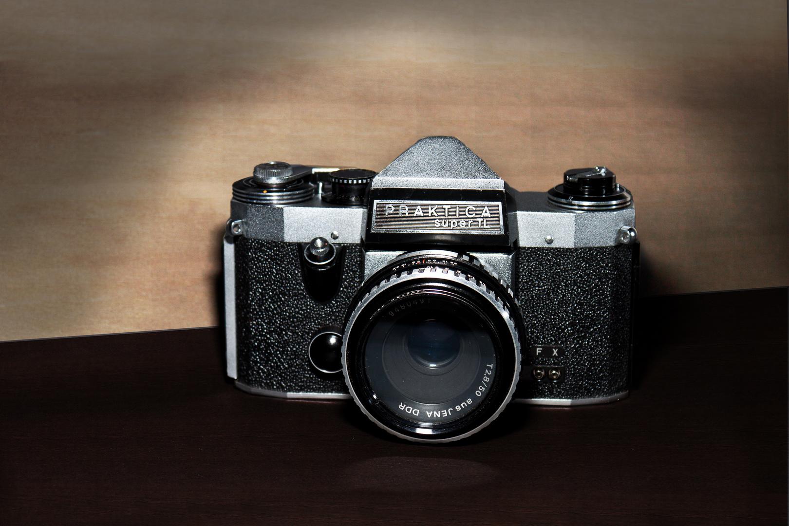 Praktica super tl foto & bild industrie und technik historische