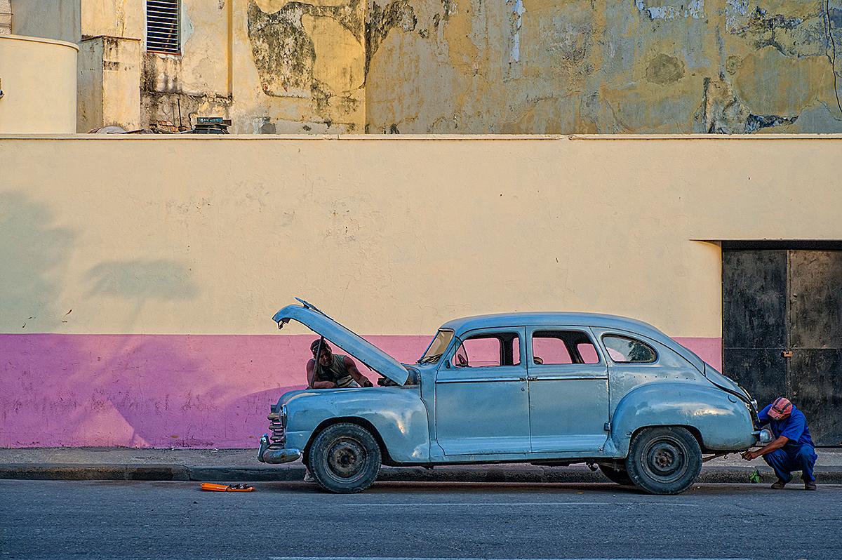 praktizierter Kubanismus