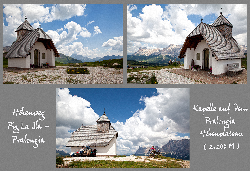 Pralongia-Kapelle