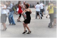 Pratiques de Tango argentin