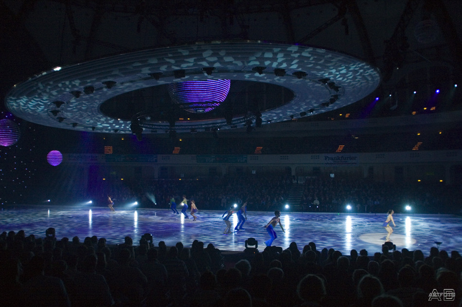 Premiere bei Holiday On Ice