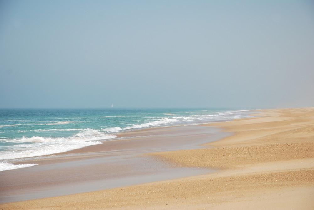 Première plage 2009