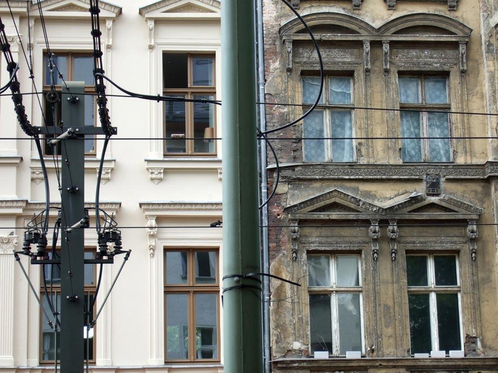 Prenzlauer Berg Fassaden