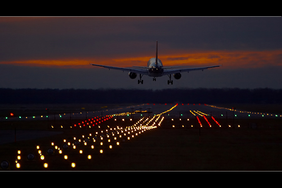 prepare for landing....