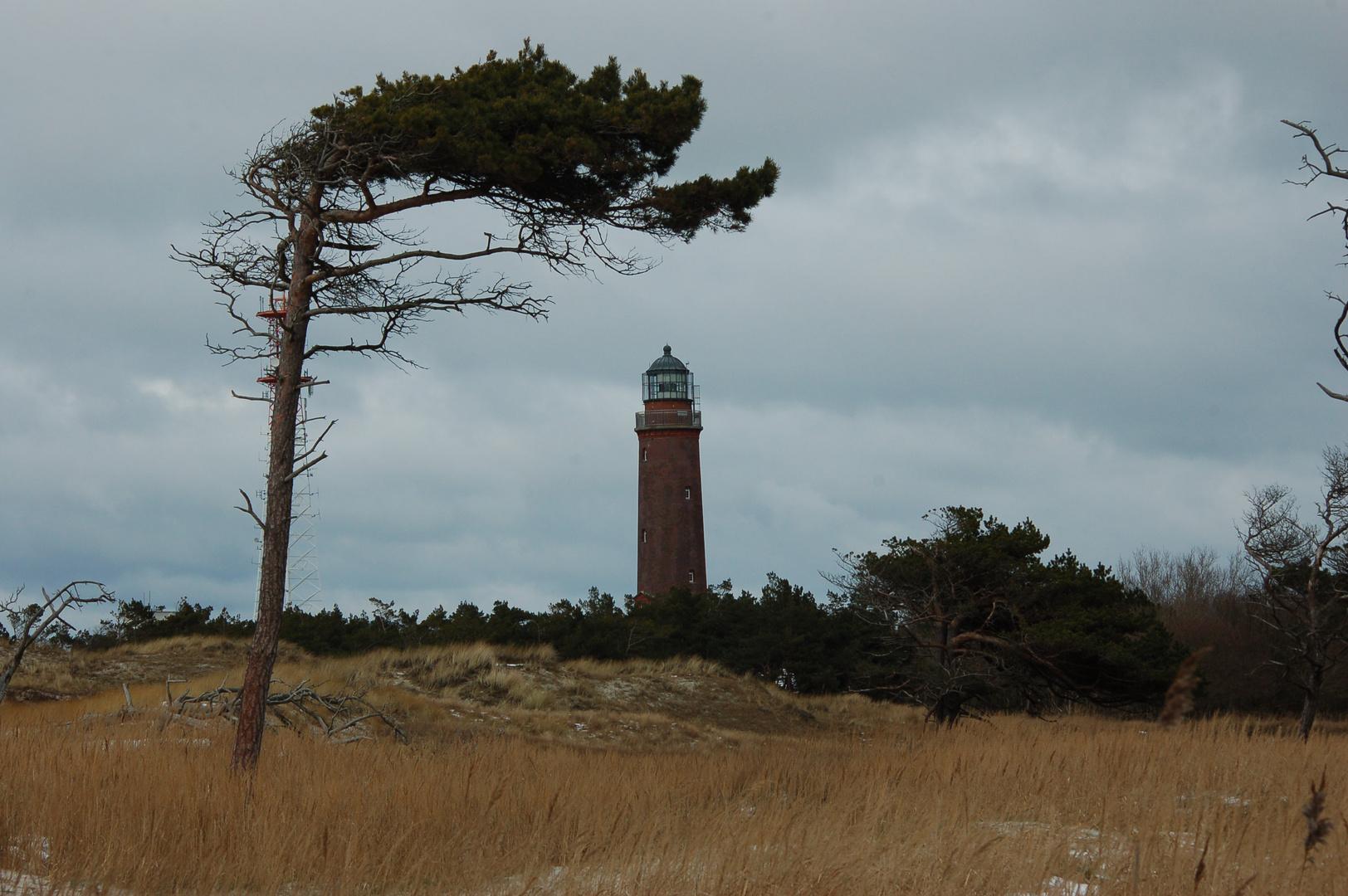 Prerow - Leuchtturm Darßer Ort