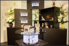 Présentoir Lalique