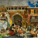 """Presepio Romano 2010......il """"Borgo"""" si anima"""