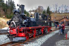 Preßnitztalbahn....