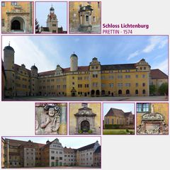Prettin · Schloss Lichtenburg