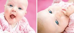 "Pretty in Pink ""Alina"""