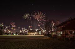 Prien am Chiemsee - Silvesterfeuerwerk