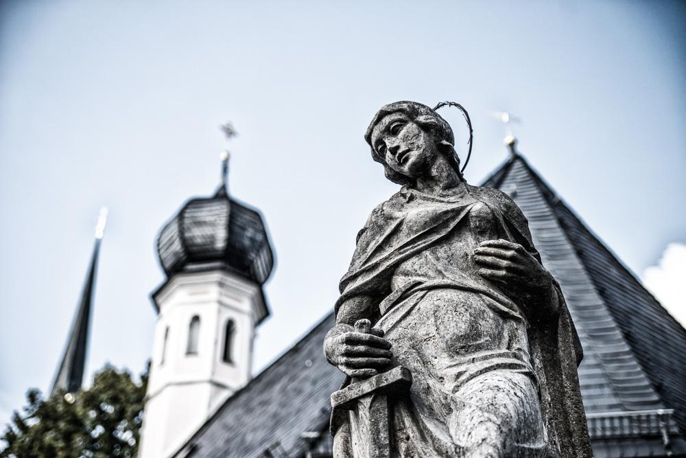 Prien (Kirche Mariä Himmelfahrt)