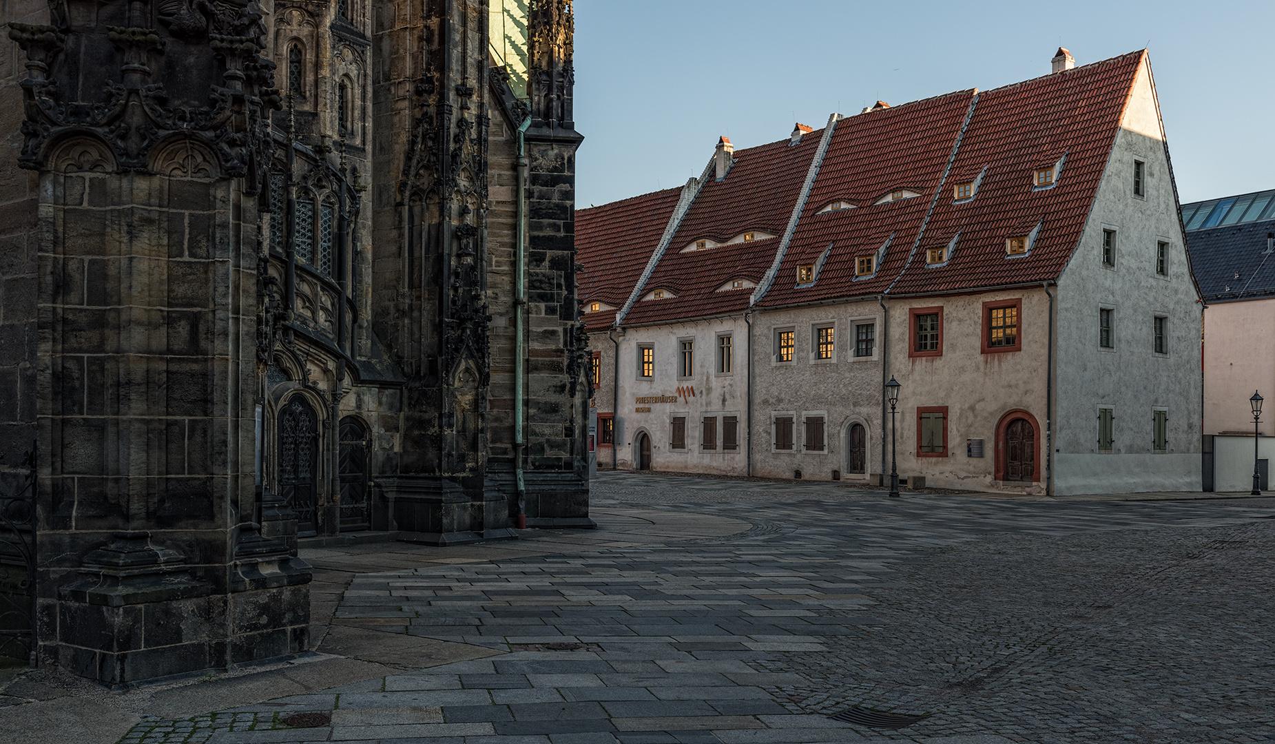 Priesterhäuser am Domplatz
