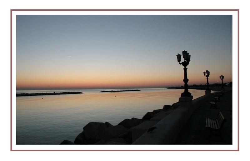 Prima luce di Bari