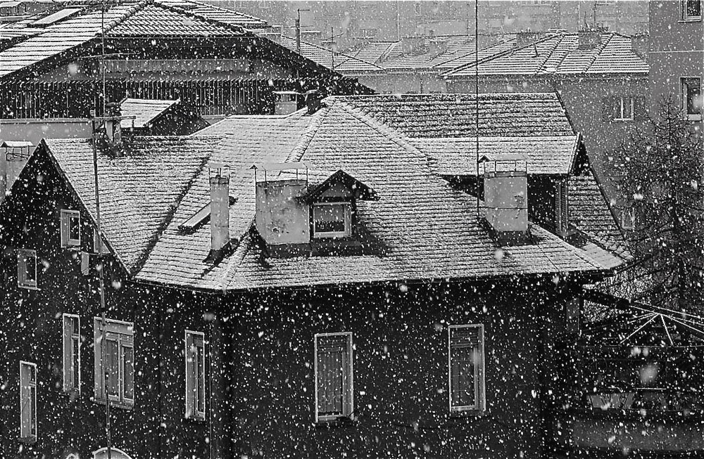 prima neve su Bolzano