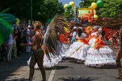 Primeiro no Rio, depois em Salvador da Bahia
