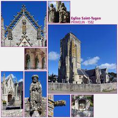 Primelin · Église Saint-Tugen