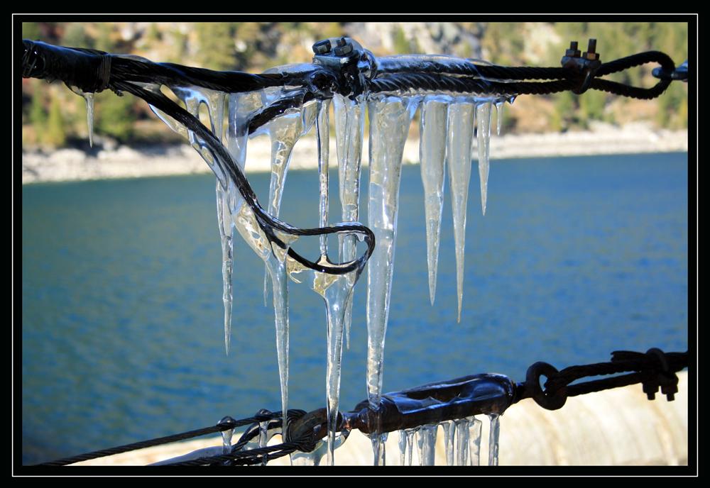 primi ghiacci ad Agaro