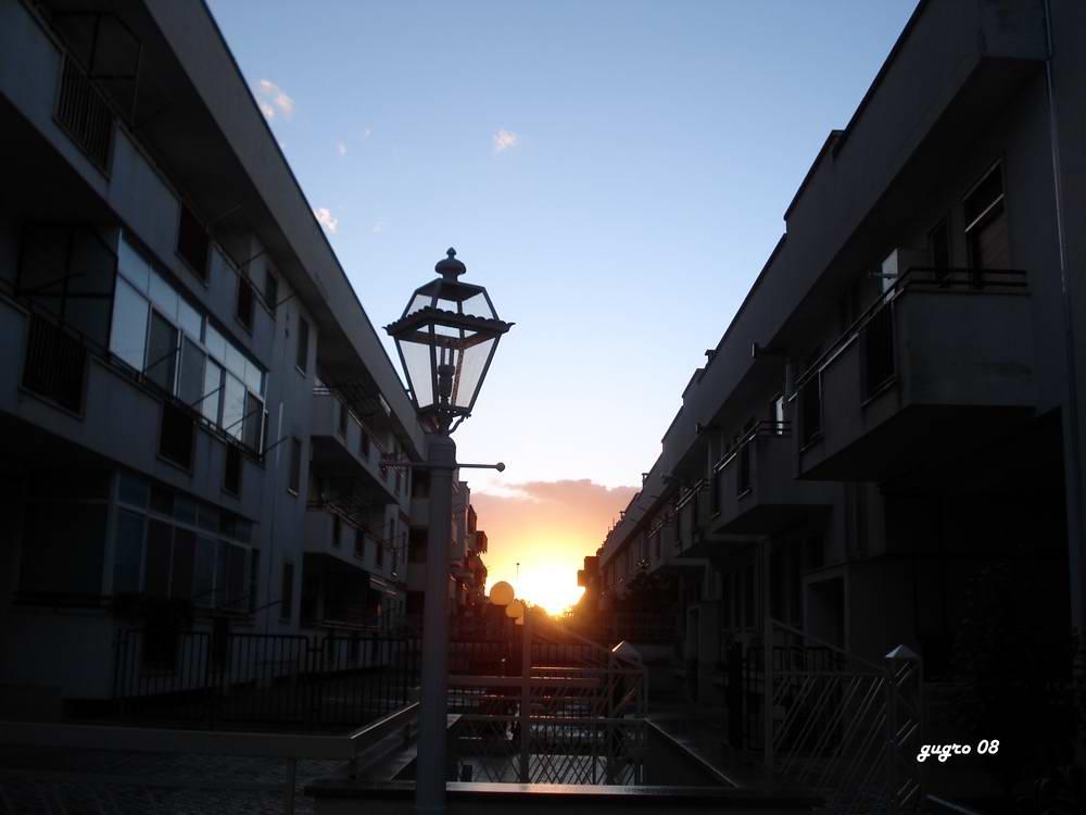Primi raggi di sole del 2008